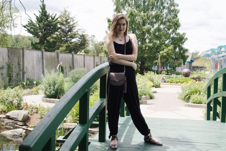 Black Jumpsuit, Brown Lipstick: AnExperiment