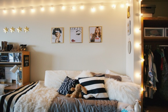 HOME SWEET HOME: The Long Awaited Dorm Tour