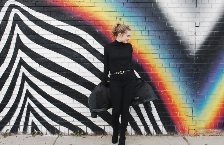 The Anatomy of an All Black Outfit – xo, kate day