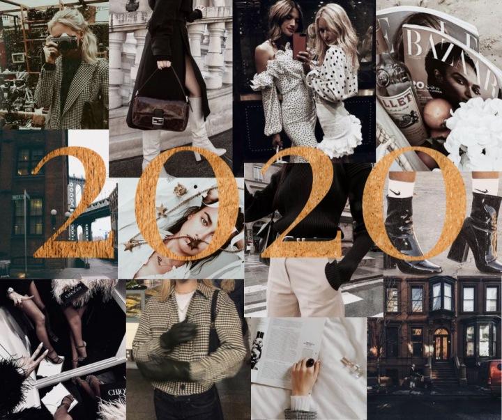 2020 Moodboard